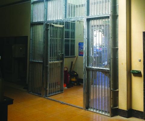 Steelway protect window bars
